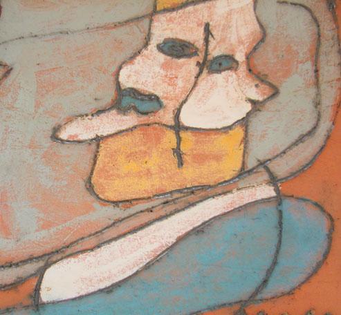 Judith Donders beeld : detail