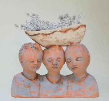 Judith Donders beeld: Ieder vaart zijn eigen koers