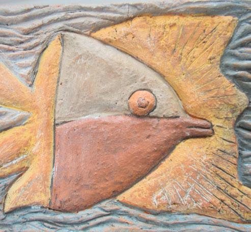 Judith Donders beeld : Pesce 2